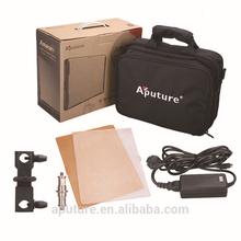 Aputrue AL-H528S LED video Light Panel Daylight 528 leds for Camera DV Camcorder, Lighting 5400K/3200K,led light panel
