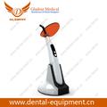 Inalámbrico led que cura la luz/uv fotopolimerice para adhesivos de vidrio/blanqueamiento de dientes de luz de curado