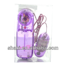 Clear vibrating egg, adult sey toy for women