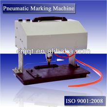 Jinan Golden Bridge direct part marking machine for plate (connect PC)
