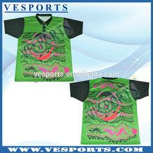 Sublimation Short Sleeve Polo Shirts