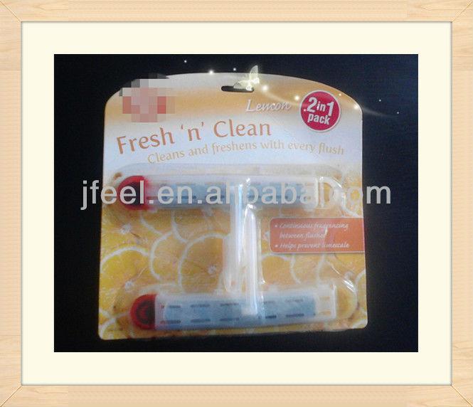 Toilet air freshener,Hanging Toilet Bowl Cleaner/WC blue Toilet Cleaner ,air freshener for wholesale