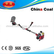 Shandong Coal 43cc rice/corn/bean/reed mini harvester machine