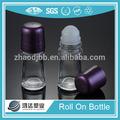 vidro fosco frasco cosmético