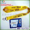 Custom ego heated transfer printing promotional lanyard