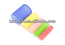colorful velcro foam rollers