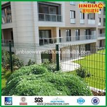 Galvanized vertical garden