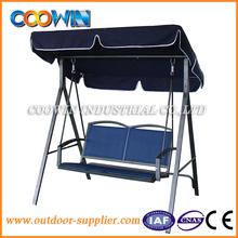 durable outdoor metal swing