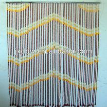 Handmade Hanging Screen Door Curtain Beaded