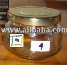4 oz. glass jar