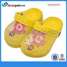 child fancy tpu sandal with yellow eva sole