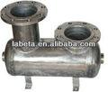 il ce ha approvato in acciaio inox acqua per aria intercooler per motori marini