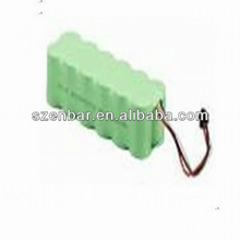 14.4v 3Ah Ni-Mh battery pack power tool battery for vacuum cleaner