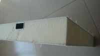 Firbeglass honeycomb panel.PU core,polypropylene honeycomb panel,High Density PU Foam Reinforced FRP Sandwich Panel