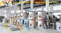 Aço, ferro, cobre e sucata de metal de indução da freqüência média forno de fusão
