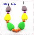 bpa бесплатно младенцев янтарное ожерелье для прорезывания зубов