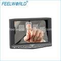 Feelworld 7 pulgadas de pantalla táctil LCD Monitor con VGA AV1 AV2 HDMI para el coche