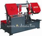 automatic horizontal metal band saw machine for metal cutting machine