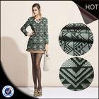 biggest garment factory in Keqiao Zhejiang 2014 new fashion design lace garment fabric