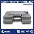 flessibile seimic giunto di dilatazione pavimento copre per calcestruzzo