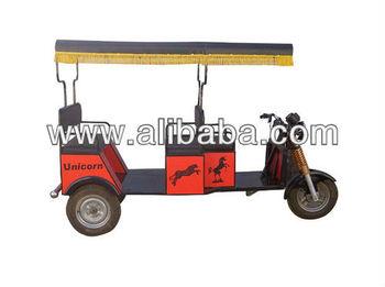 Electric Auto Rickshaw - Delhi Queen