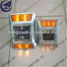 Hot selling high brightness solar road stud/high visibility LED/solar road stud