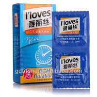 Latex rubber male condom custom condom silicon condom