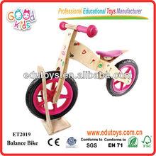 Wooden Balance Bike Children Game