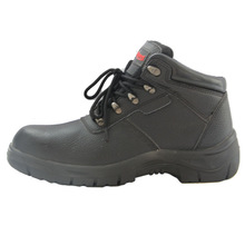 new style popular leather safety shoe