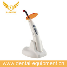 wireless dental curing lights woodpecker/ rechargeabled wireless led dental curing light/dental curing light high power