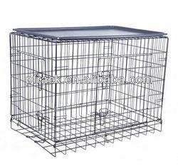 PF-PC141 aluminum folding dog cage