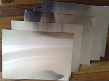 Alloy 1100 flat Decorative Aluminum sheet/Plate