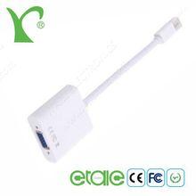 Mini Display Port to VGA Adapter Cable