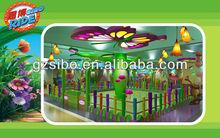 GMD 2013 Fashion indoor theme park decorations design