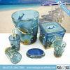 EA0012 bathroom accessories beach/sea shell bathroom set