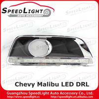 2013 Chevrolet Malibu LED DRL and chevrolet malibu 2012