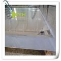plástico vidro placas de acrílico para aquário