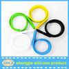 lastest bracelet silicon card disk Silicone Usb Bracelet Flash Drive/Custom USB Bracelet