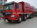 sinotruk howo caminhões de carga de areia para a venda
