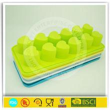 Cioccolato stampo in silicone/stampo in silicone burro cassetto congelatore/cubetto di ghiaccio scotsman ghiaccio