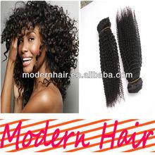 hot beauty 100% human unprocessed virgin brazilian ocean hair