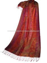 De seda chales de pashmina bufandas&, silkdesigner pura chales y bufandas