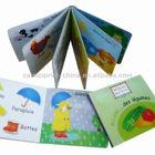 cardboard photo book , children cardboard book printing