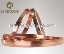 Copper TU1(C1011)Base material for silver and copper strip