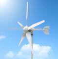 Hye 600w de viento generador de turbina, 48v horizontal turbinas de viento, molino de viento micro max 750w de salida