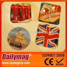 High Quality Rubber 3d Pvc Fridge Magnet