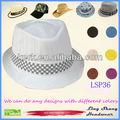 Tecelagem Durable fita 100% chapéu de palha de papel, Lsp36