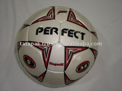Customized design inflatable soccer balls
