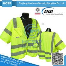Hi Visibility Reflective Vest for Safety