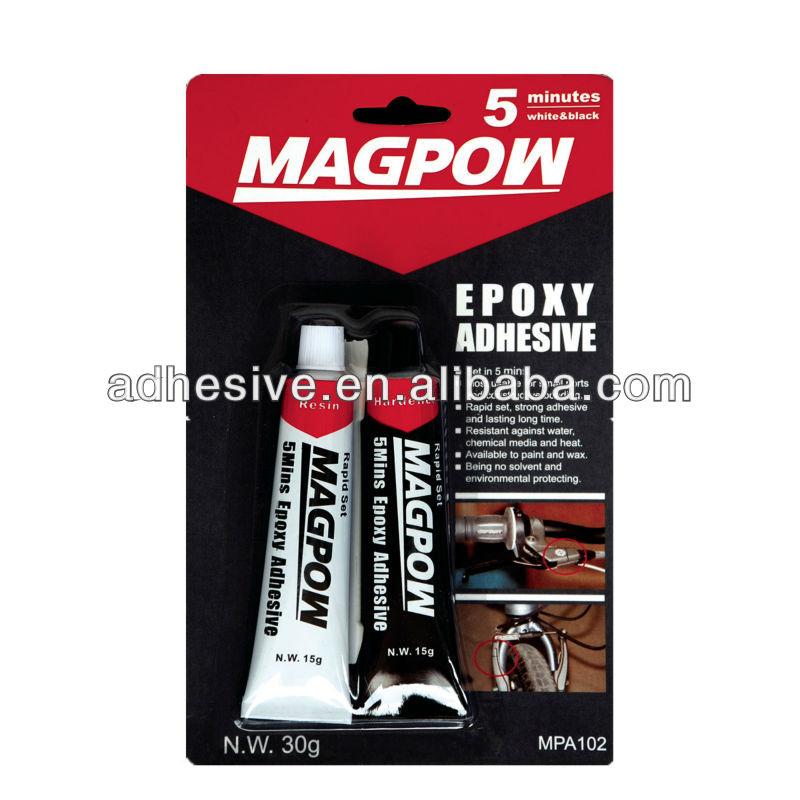 Rapid Economical Epoxy glue for metal